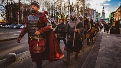 фестиваль «Легенды Древней Руси» в Сергиевом Посаде