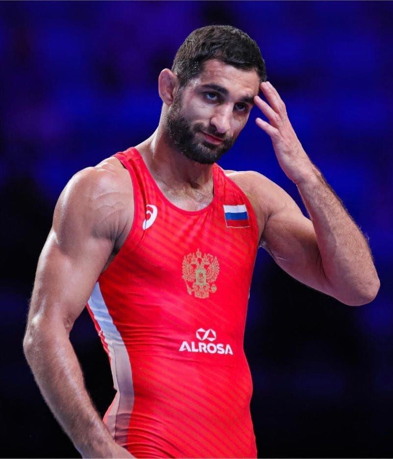 Борец греко-римского стиля из Подмосковья завоевал бронзу чемпионата мира