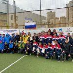 Футболисты из Московской области победили на чемпионате России по футболу слепых