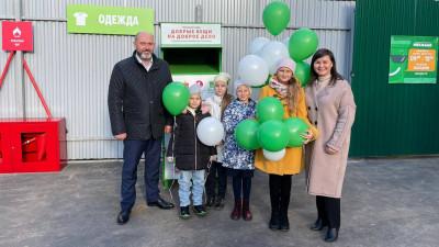 Пятидесятую площадку «Мегабак» открыли в Московской области
