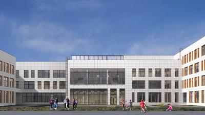 Подрядчика строительства школы на 1,1 тыс. мест определили в Мытищах