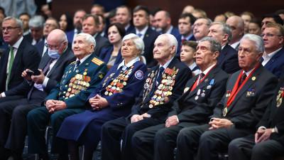 Андрей Воробьев открыл мероприятие, приуроченное к 92-летней годовщине со дня образования региона