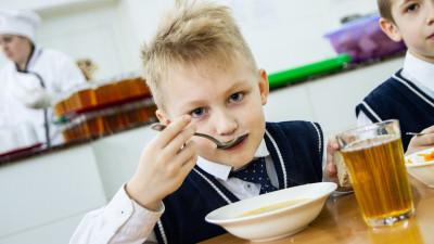 Качество питания в школах Подмосковья проверили уже более 4,5 тыс. родителей