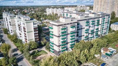Капитальный ремонт 25 домов проведут Долгопрудном