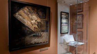 Выставка к 200-летию со дня рождения Достоевского открылась в музее-заповеднике «Зарайский кремль»