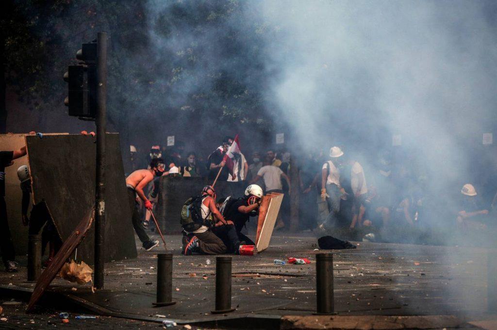 ливан активно толкают к гражданской войне