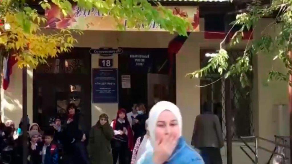 махачкалинский школьник зарезал соученика
