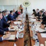 На первом заседании нового состава Комитета Госдумы по физической культуре и спорту Минспорт России представил проект федерального бюджета на 2022-2024 годы