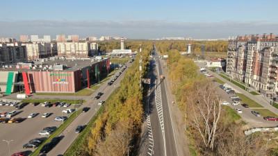 На Расторгуевском шоссе в Подмосковье оптимизировали движение