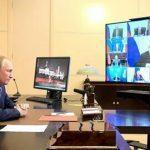 Одно короткое выступление Путина снизило цены на газ на 30%