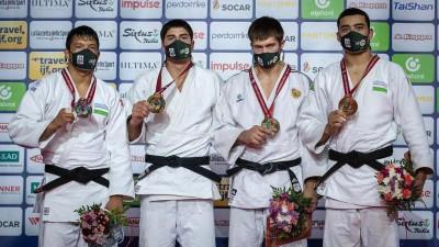 Подмосковные юниоры завоевали серебро и бронзу первенства мира по дзюдо
