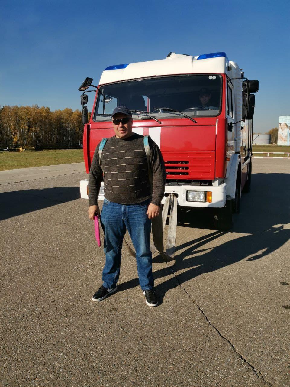 Подмосковный экстремал планирует установить очередной рекорд России