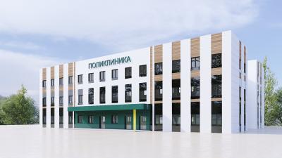 Проектирование новой поликлиники завершили в Одинцовском городском округе