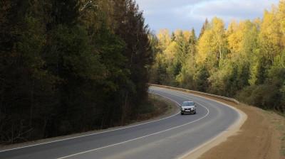 Порядка 17,6 км дорог отремонтивали в Рузском округе