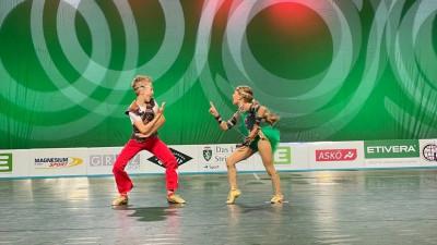 Представители Подмосковья стали призерами соревнований по акробатическому рок-н-роллу