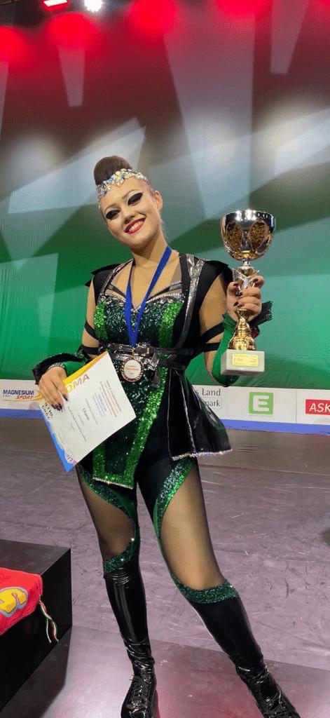 Представители Подмосковья стали призёрами международных соревнований по акробатическому рок-н-роллу