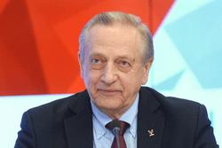 Президент Федерации фигурного катания на коньках России, олимпийский чемпион Александр Горшков отмечает 75-летие