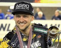 Россиянин Артём Лагута – чемпион мира по спидвею