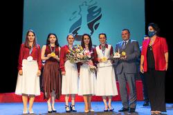 Российские шахматистки – победительницы командного Чемпионата мира