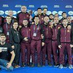 Российские спортсмены выиграли 18 медалей на Чемпионате мира по спортивной борьбе