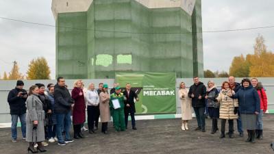 Состоялось открытие 52 площадки «Мегабак» в Подмосковье