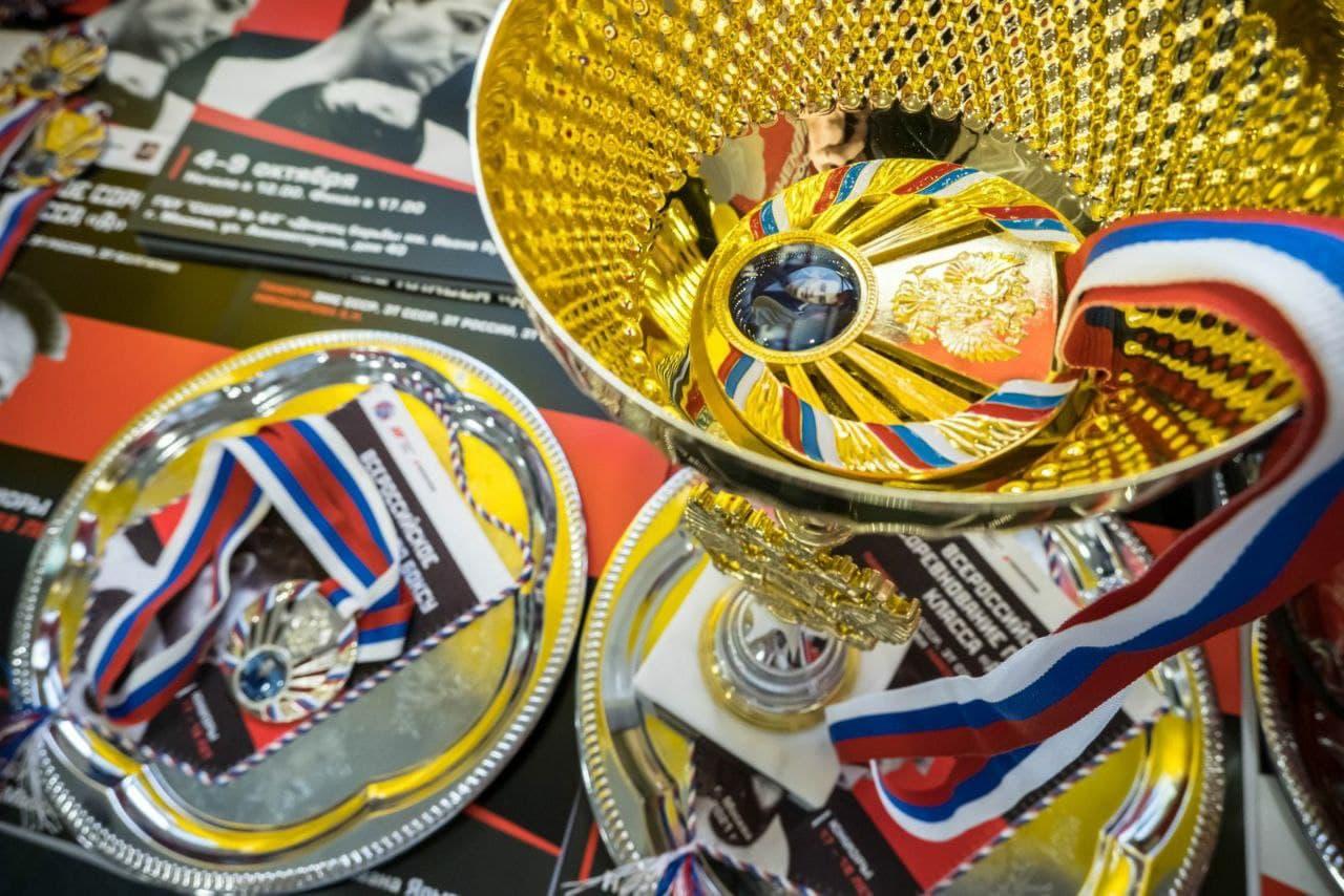 Спортсмены из Подмосковья стали призёрами всероссийских соревнований по боксу