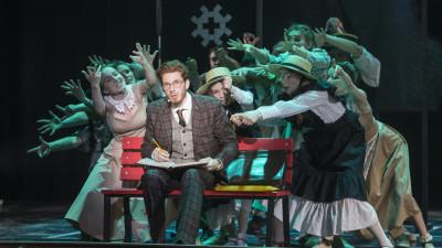 Театры стали самыми популярными среди подмосковных участников программы «Пушкинская карта»