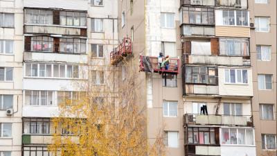 Тринадцать многоквартирных домов отремонтировали в Солнечногорске
