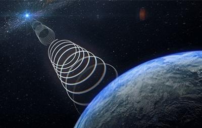 Ученые зафиксировали необычный сигнал из центра Млечного пути