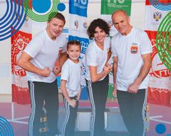 В Кисловодске завершился Фестиваль ГТО среди семейных команд