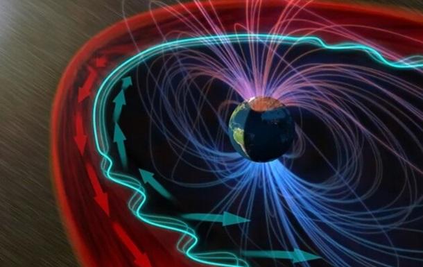 В магнитосфере Земли обнаружили стоячие волны