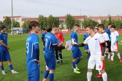 В Волгограде открылся второй этап Спартакиады Союзного государства для детей и юношества