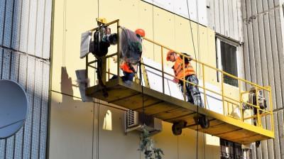 Восемь многоквартирных домов капитально отремонтировали в Ступине
