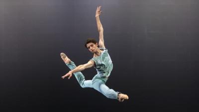 Выпускник Красногорского хореографического училища